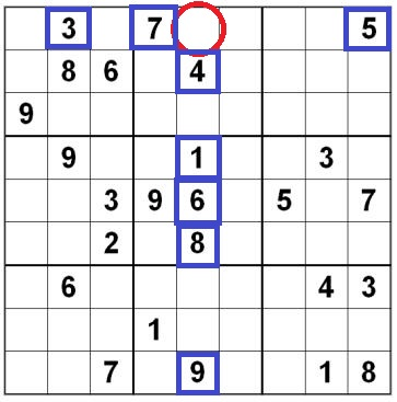 A new Sudoku Solver in R. Part 1