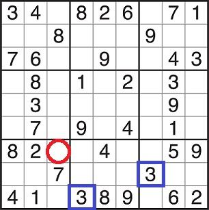 sudoku ex 3